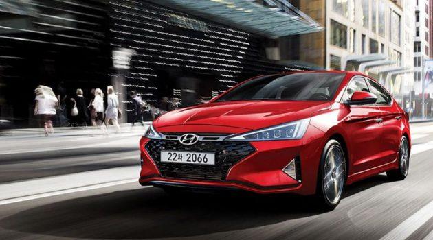 2019 Hyundai Elantra 即将进军大马,有什么惊喜?