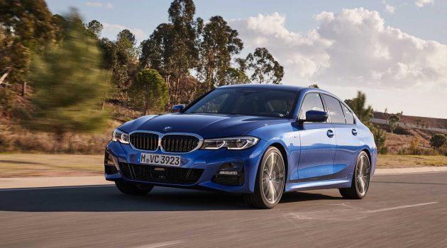 大马官网预告出炉, BMW 3 Series G20 3月28日见!