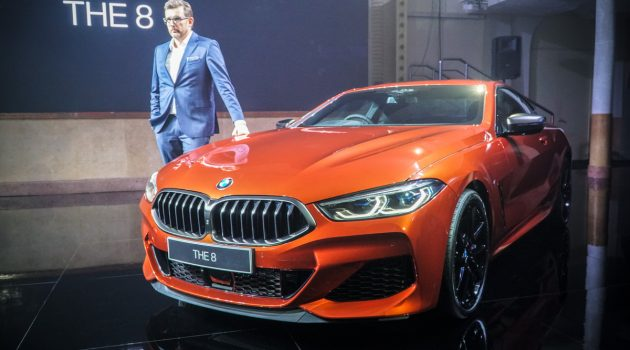BMW M850i xDrive Coupe 登陆我国,售价RM 1,088,800!