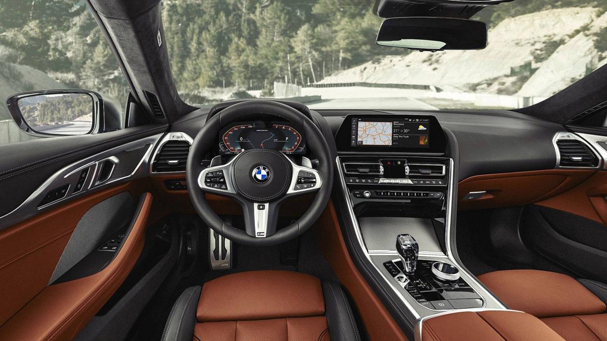 BMW 8 Series 确定抵马,现已公开预定!
