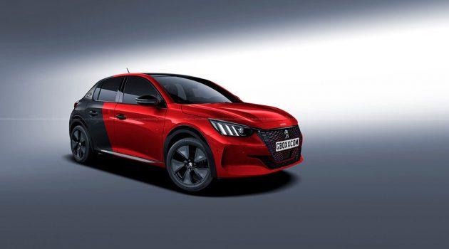 2020 Peugeot 208 GTI 将有225 PS的实力?!