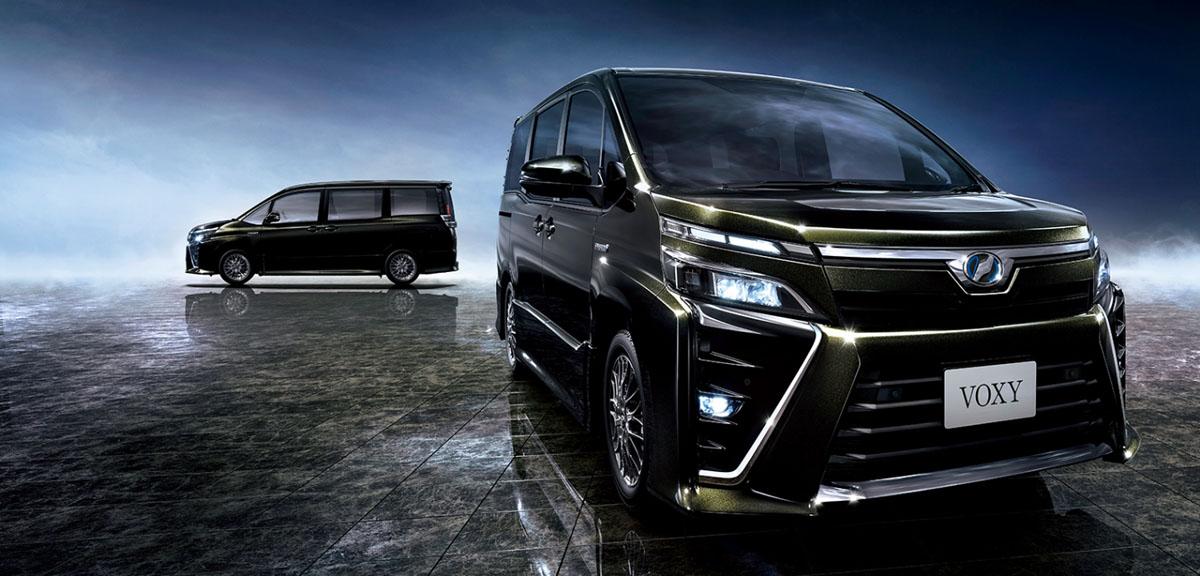 Toyota Voxy 现在已经买得到,售价从RM 129,000起跳!