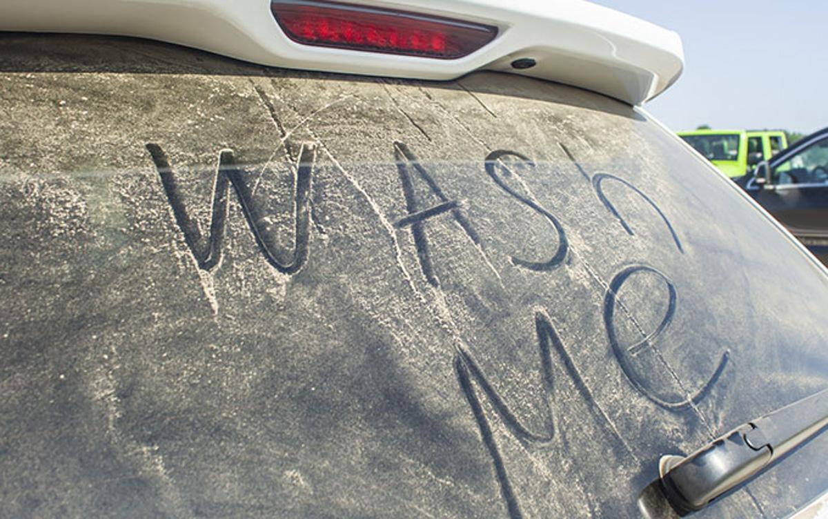 汽车小知识:为什么只有掀背车有 Rear Wiper ?