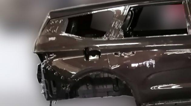 Proton MPV 开工了? Geely Jiaji VF11 疑似开发右驾!