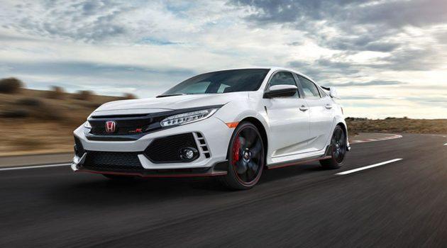 下一代 Honda Civic Type R 或化身混动性能车!