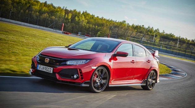 下一代 Honda Civic Type R 变身400 hp全驱机器?