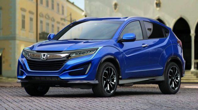 涡轮引擎入列,新一代 Honda HR-V 或明年登场!