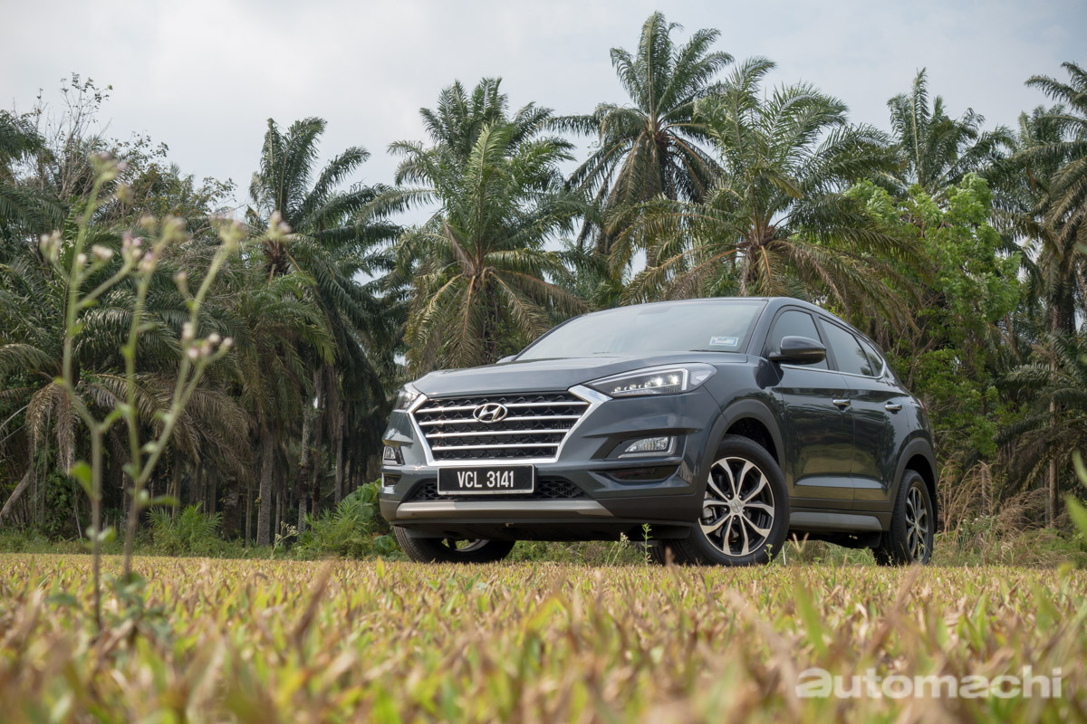 2019 Hyundai Tucson 1.6 ,小改变大惊喜!