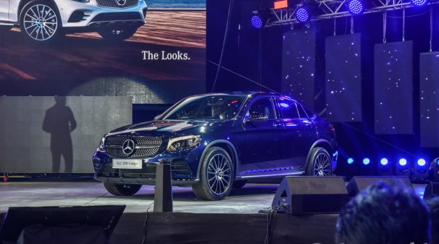 Mercedes-Benz GLC 300 Coupe AMG Line 发布,预售价 RM 398,888 !