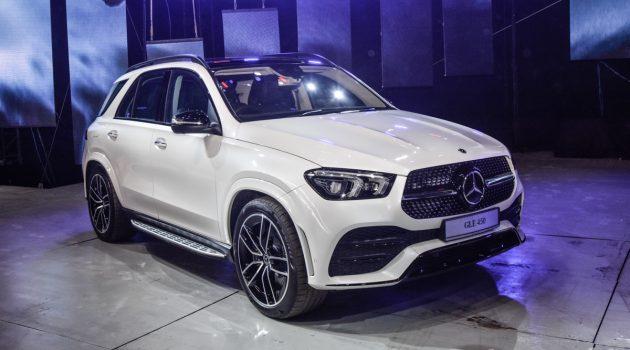 Mercedes-Benz GLE 450 AMG Line 登场,RM 633,888 起跳!