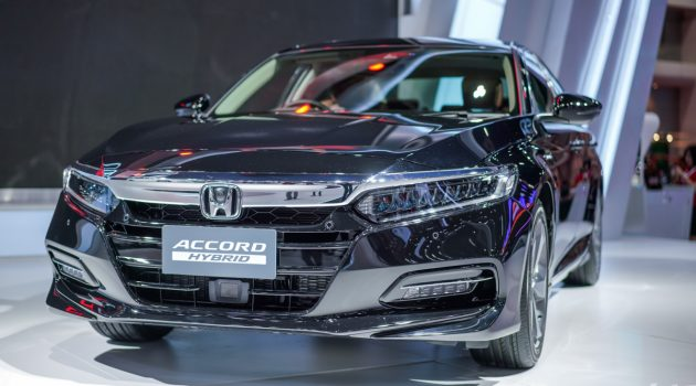 BIMS 2019 : Honda Accord 大改款东南亚首发