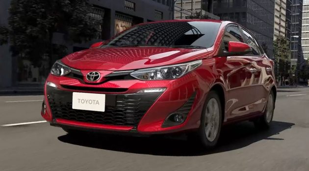 Toyota Yaris 预计四月发布,售价将会是亮点?