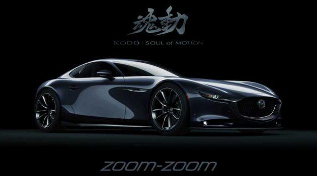 转子有望复活? Mazda 或推出新一代转子引擎!