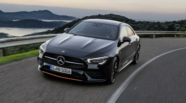 Mercedes-Benz CLA 英国上市,16万令吉起跳!