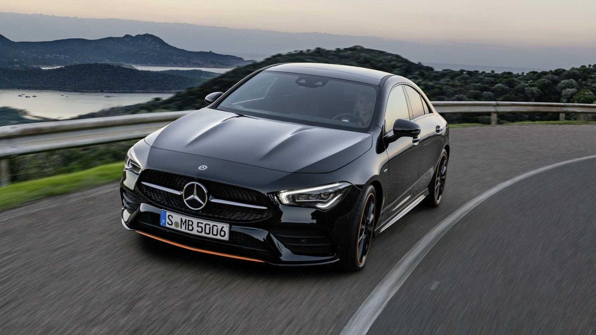 Mercedes-Benz CLA 英国上市,RM 160k 起跳!