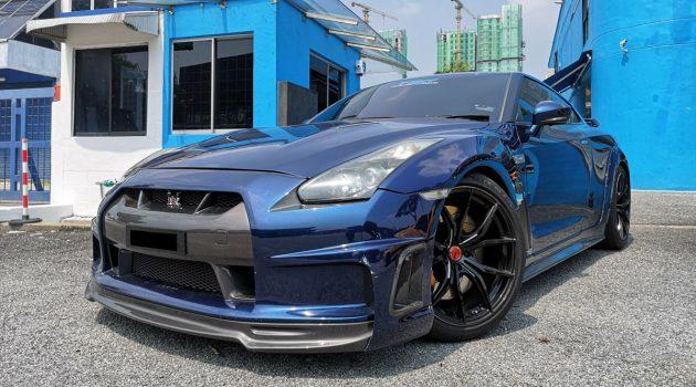 "800 hp的""东瀛战神""!爆改 Nissan GT-R R35 寻找新车主!"