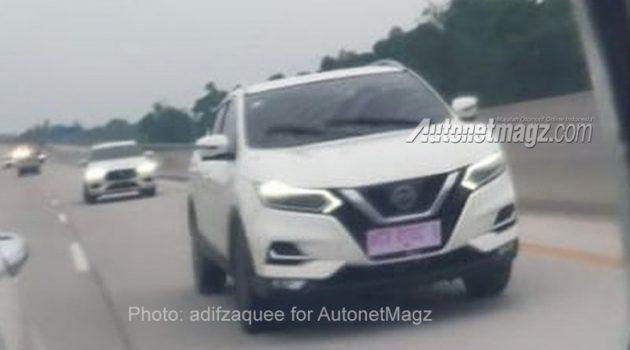 进军东南亚? Nissan Qashqai 现身印尼测试!