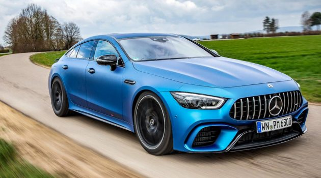 Performmaster 调教, Mercedes-AMG GT 63 S 增至 730 hp!