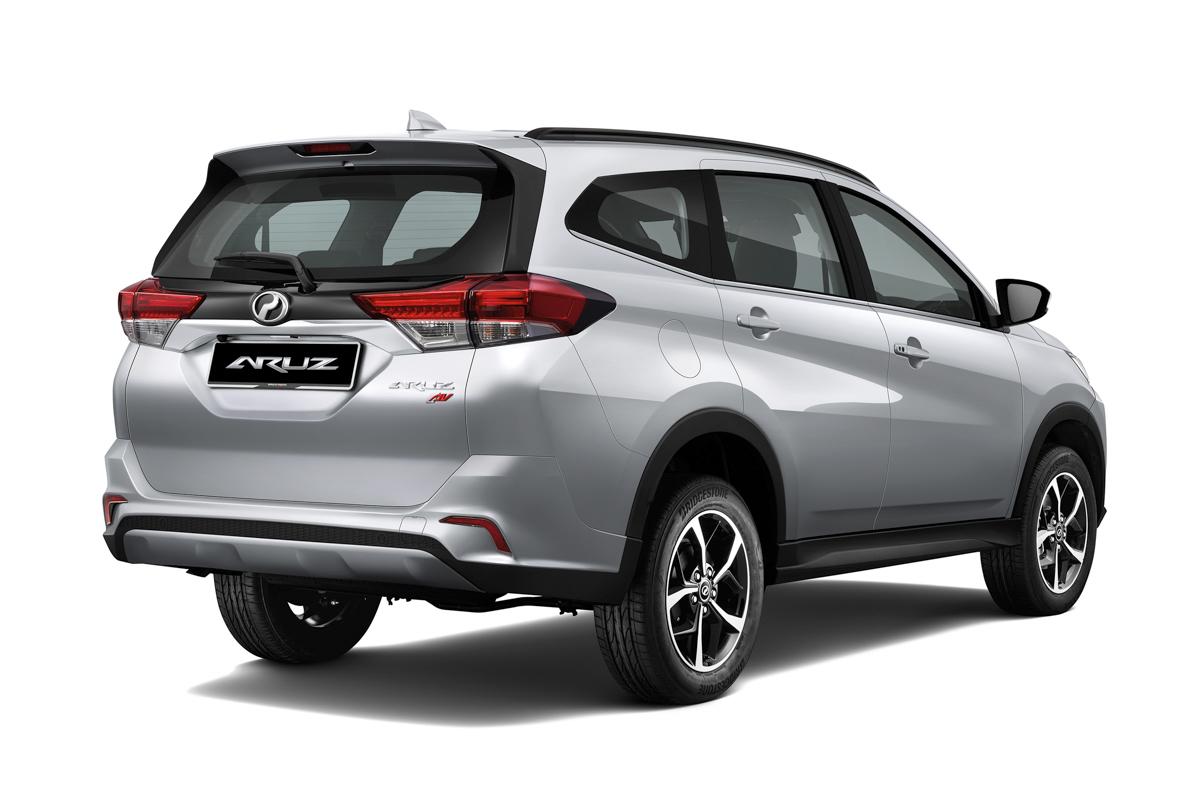 Perodua Aruz 为何具有出色承载能力?