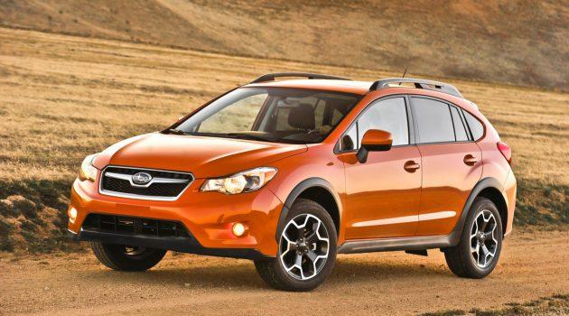 刹车灯部件存瑕疵, Subaru Malaysia 宣布召回4款车!