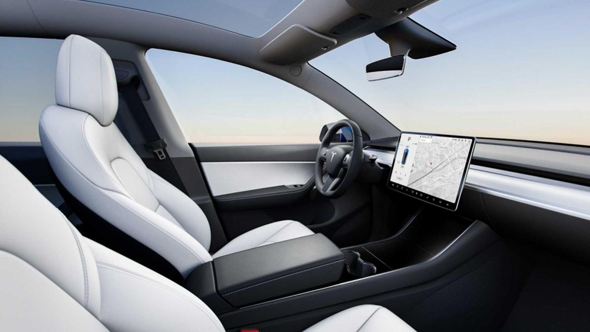3.5秒破百, Tesla Model Y 正式发表!
