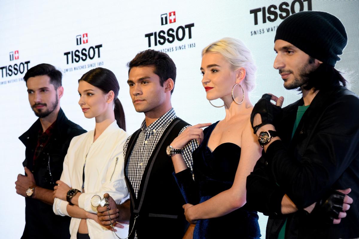 展出今年新表, Tissot 2019 Novelties 腕表展完美落幕!