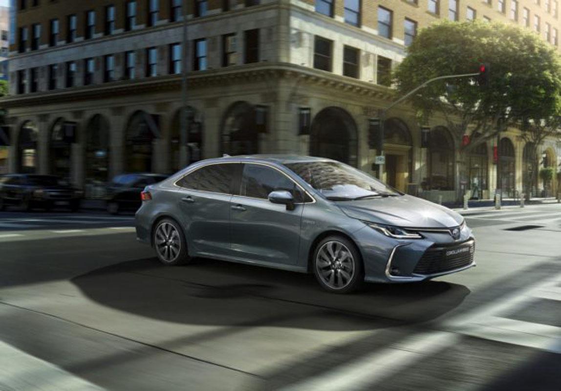 Toyota Corolla Sedan 确定获得涡轮增压引擎!