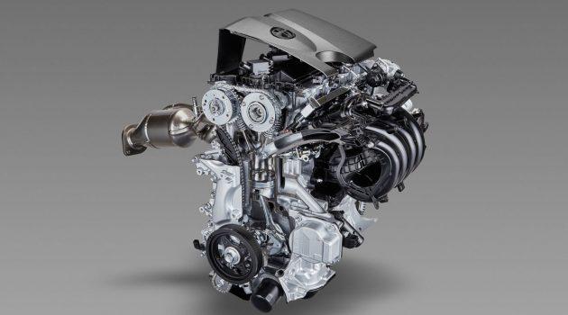 Toyota M15C 引擎规格曝光, Dynamic Force Engine 1.5L的版本?