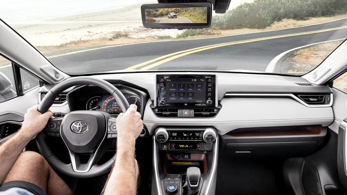 TNGA 加持, Toyota RAV4 在 Moose Test 表现如何?