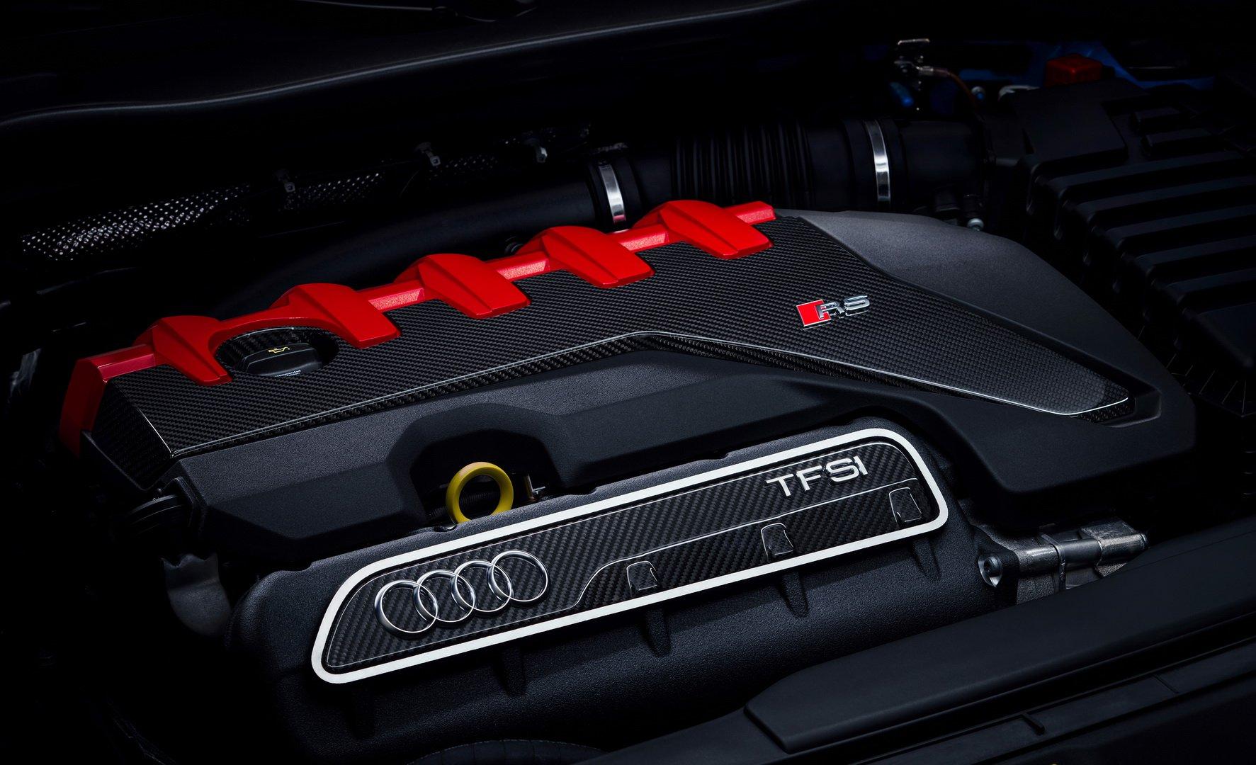 2020 Audi TT RS ,实力强悍的超级小怪兽