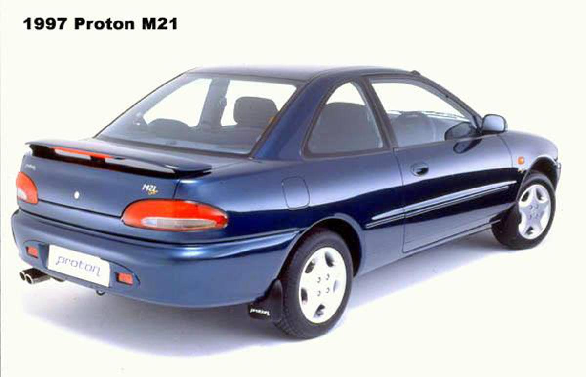大马 God Car 系列: Proton Putra 1.8 4G18