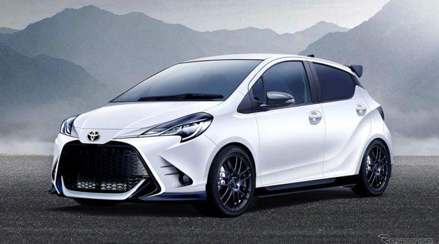 Toyota Yaris GTI 测试中?或搭全新1.5涡轮引擎!