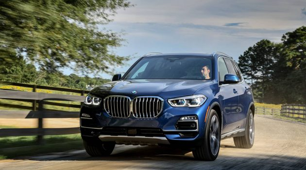 BMW X5 G05 即将登陆大马,旗舰SUV王者来临!