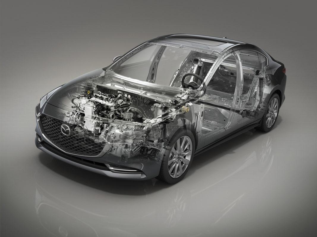 2019 Mazda3 最快在今年第二季引进我国市场!