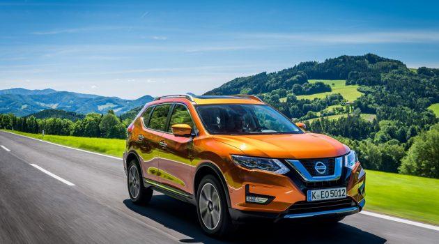 Nissan X-Trail 再升级!这次改搭 Mercedes-Benz 的引擎!