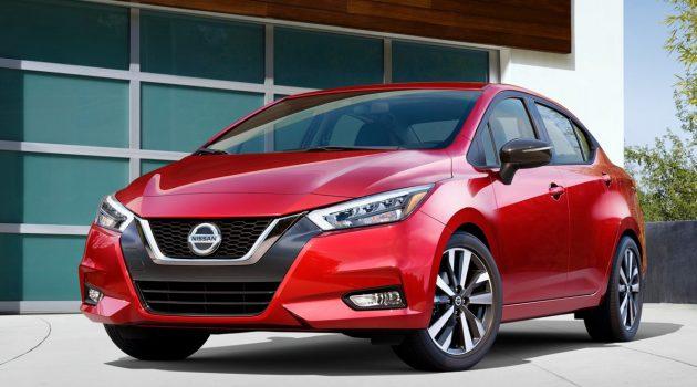 2020 Nissan Almera 完整细节出炉!