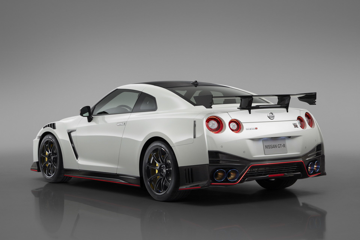 战神再进化! 2020 Nissan GT-R Nismo 登场!