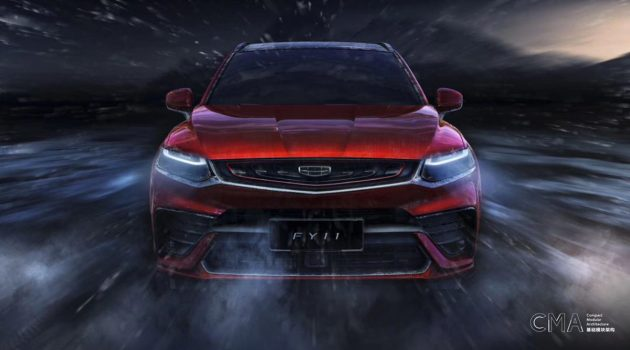 Geely FY11 星越确定搭载 Launch Control 功能!