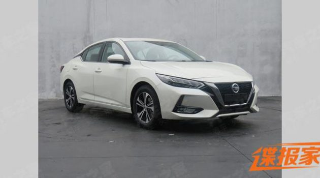 2020 Nissan Sylphy 或将在上海车展全球首发!