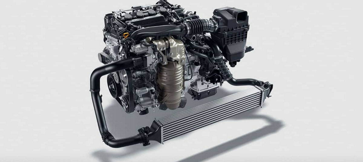 VTEC Turbo 1.5 第二代,马力更强而且终于有 VTEC !