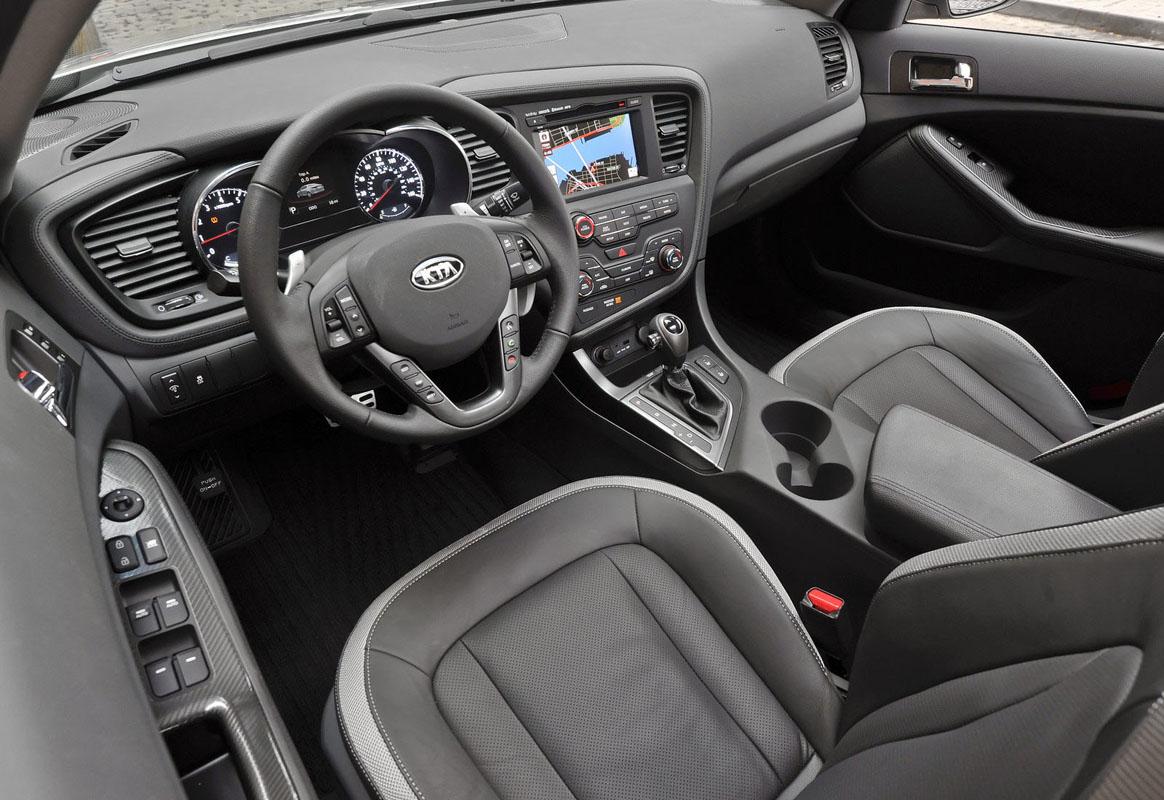 最超值二手车: Kia Optima K5 TF