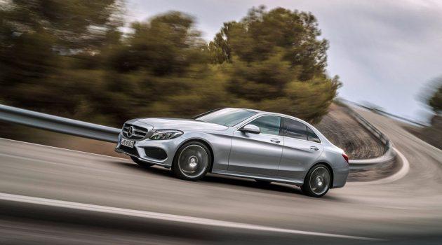 最超值二手车: Mercedes-Benz C180 W205