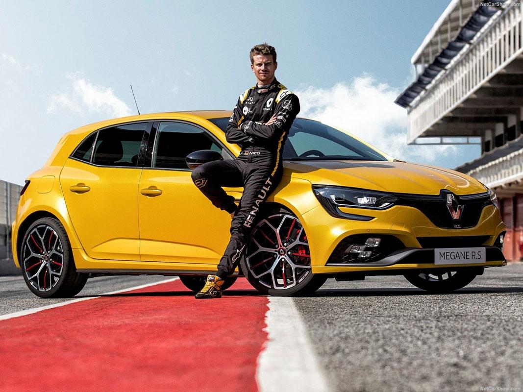 Renault Megane RS Trophy-R 现身, Type R 杀手来袭!