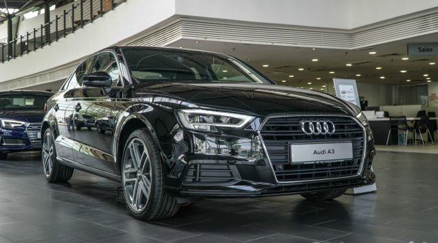 Audi A3 Sedan 小改款现身我国,售价RM 239,750!