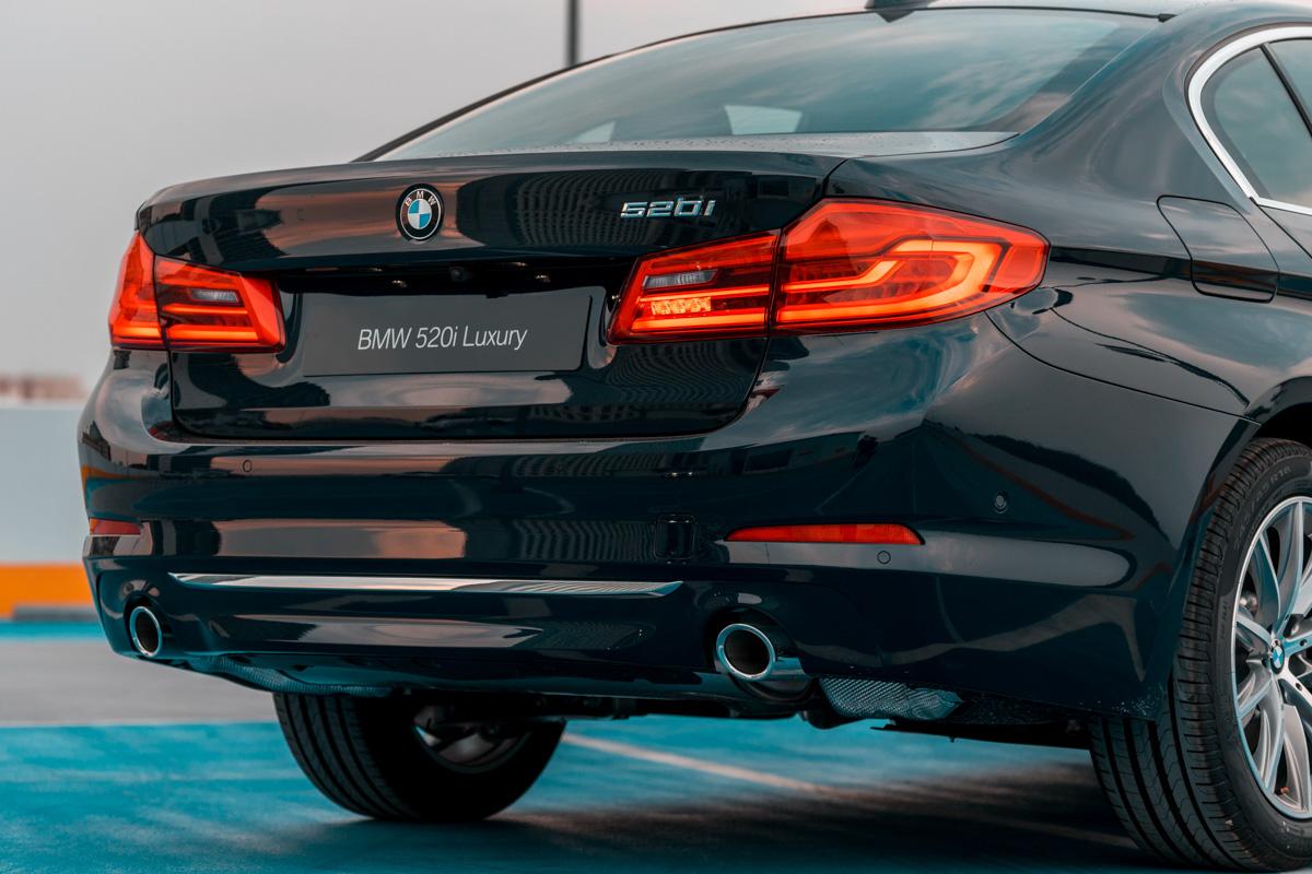 BMW 530e M Sport 与 520i Luxury 登场,RM 328,800 起!
