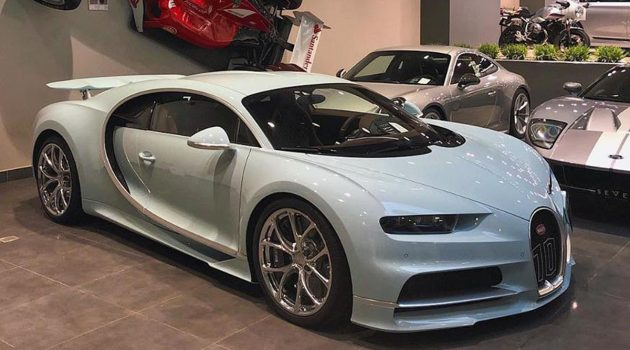 只要有心,什么车都可以成为 Bugatti Chiron !
