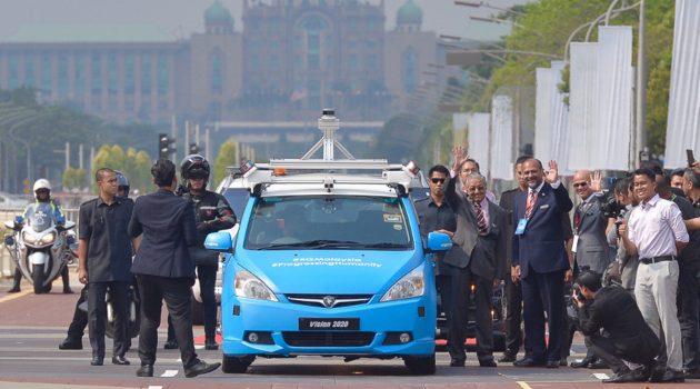 敦马试乘 Proton Exora 自动驾驶原型车!