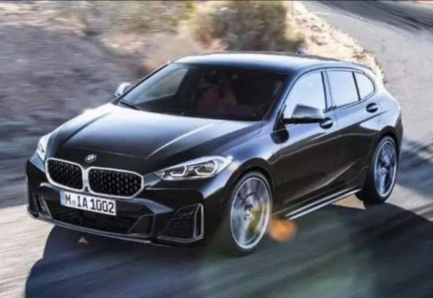 2020 BMW 1 Series 官方图曝光,最大马力306 Hp!