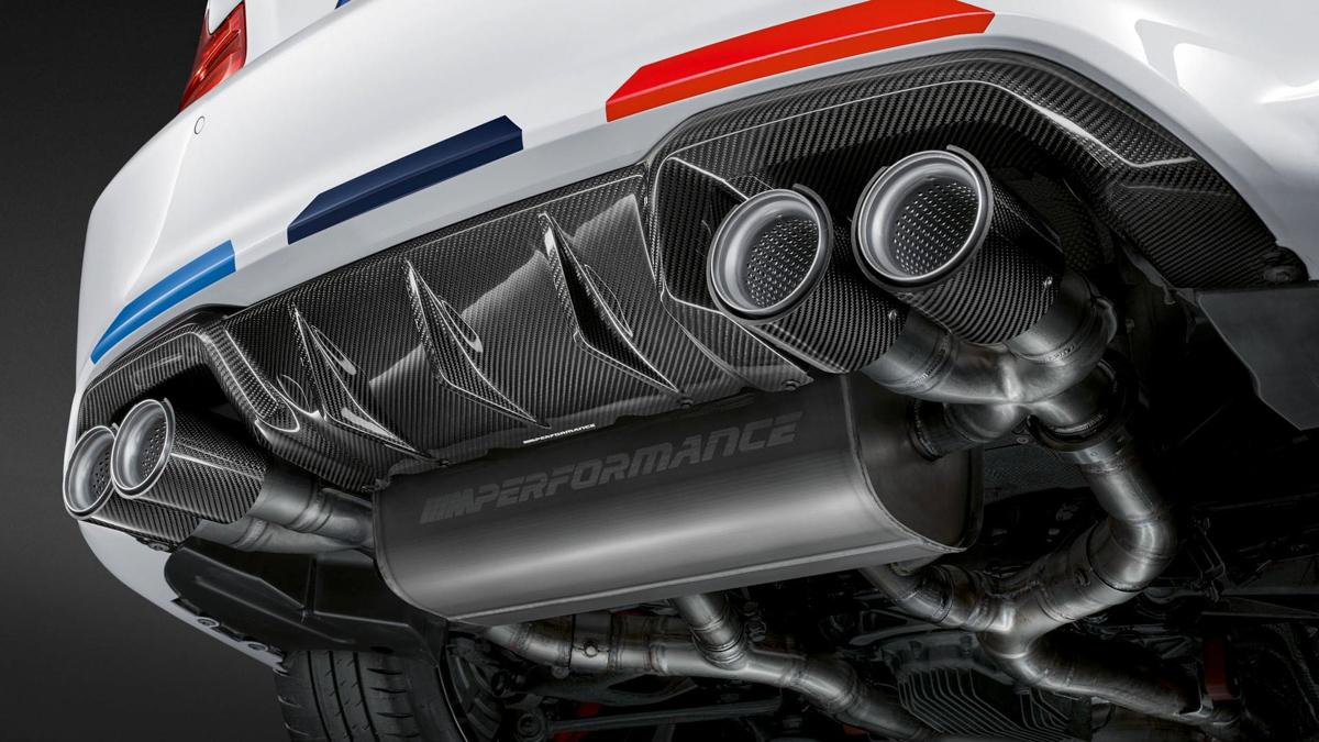 为什么 Exhaust 有单出和双出设计?