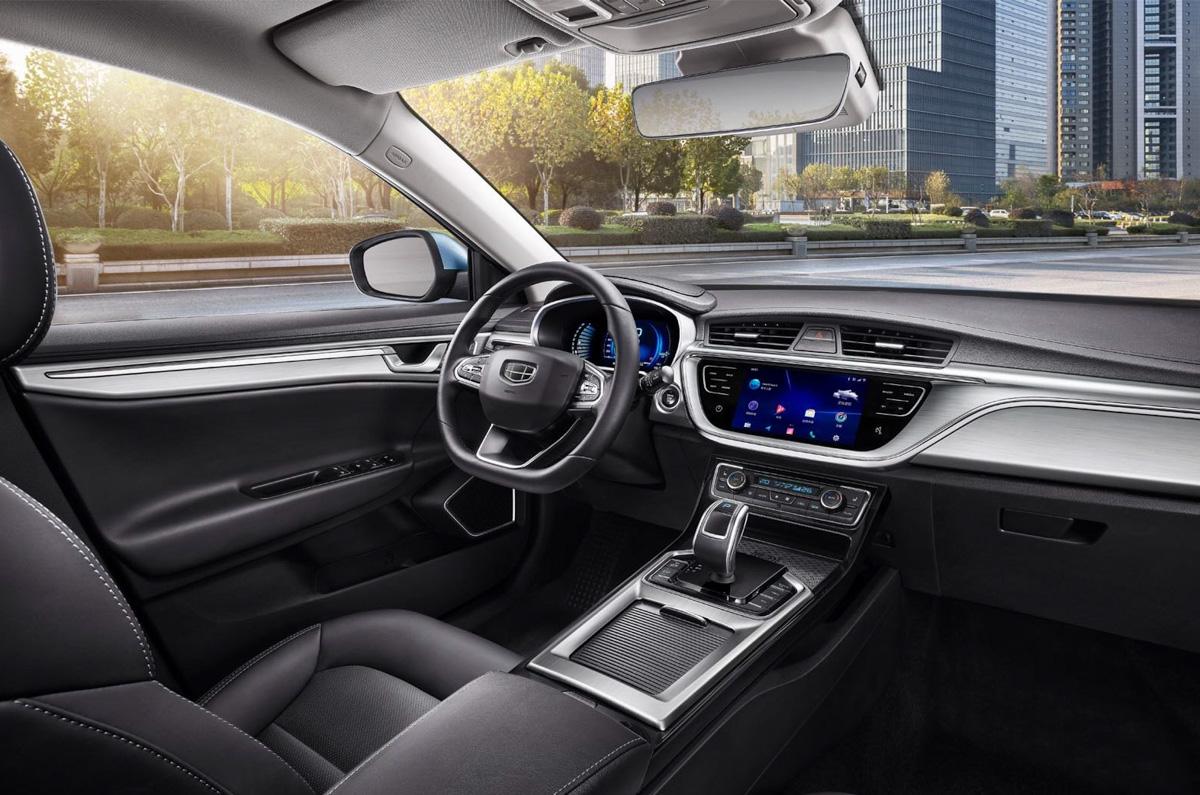 节能化轿车, Geely Emgrand GL PHEV 即将上市!